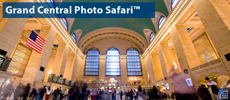 Grand Central Photo Tour